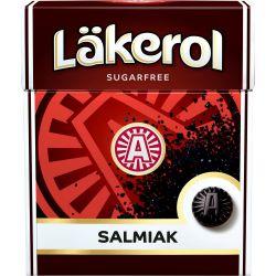 Läkerol Salmiak sockerfri...