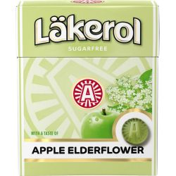 Läkerol Apple Elderflower...