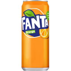 Fanta Orange 20 X 33 CL