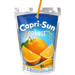 Capri Sun Orange 40 X 20 CL