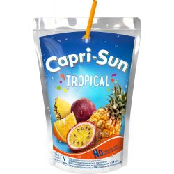 Capri Sun Tropical 40 X 20 CL