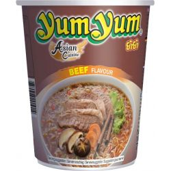 Yum Yum Cup Noodle Beef  12...