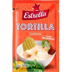 EST Dipmix Tortilla 18 X 28 G