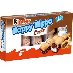 Kinder Happy Hippo 5-Pack...