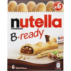 Nutella B-ready T6 16 X 132 G